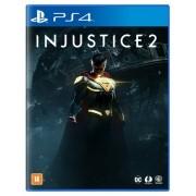 Injustice 2 Playstation 4 Original Lacrado
