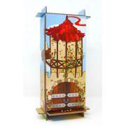 Kingdomino Torre para peças Acessório PaperGames A002
