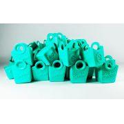Kit com 20 sacolinhas de Shopkins Verdes