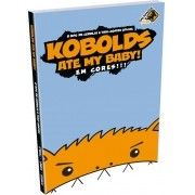 Kobolds Ate My Baby Galapagos KAB001