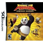 Kung Fu Panda Legendary Warriors Nintendo DS Original Usado