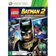 Lego Batman 2 Dc Super Heroes Xbox 360 Original Lacrado