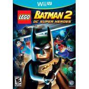 Lego Batman 2 Wii-U Original Usado