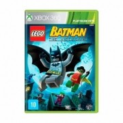 Lego Batman Platinum Hits Xbox360 Original Lacrado