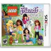 Lego Friends Nintendo 3DS Original Lacrado