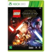 Lego Star Wars The Force Awekening Xbox 360 Original Lacrado