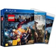 Lego The Hobbit Edição especial com filme Playstation 3 Original Lacrado
