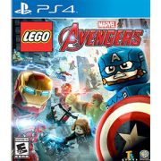 Lego Vingadores Playstation 4 Original Usado