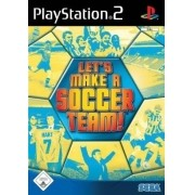 Let's Make a Soccer Team PS2 Original Usado PAL