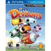 Little Deviants PS Vita Original Usado