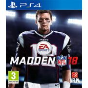 Madden NFL 18 PS4 Original Usado