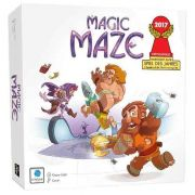 Magic Maze Jogo de Tabuleiro Conclave