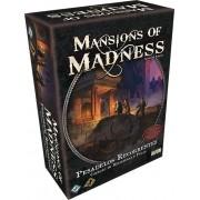 Mansions of Madness Pesadelos Recorrentes Expansão Galapagos MOM002