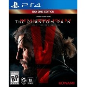 Metal Gear Solid V - Phantom Pain Playstation 4 Original Usado