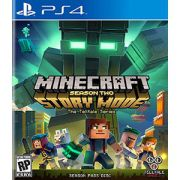 Minecraft Story Mode Playstation 4 Original Usado