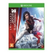 Mirrors Edge Catalyst Xbox One Original Lacrado