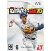 MLB 2k10 Nintendo Wii Original Lacrado