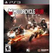 Motorcycle clube Playstation 3 Original Lacrado