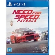 Need for Speed Payback PS4 Lacrado