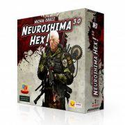 Neuroshima HEX 3.0 Jogo de Tabuleiro Mandala FBX0005