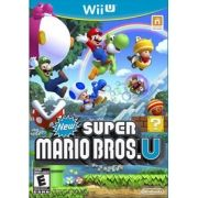 New Super Mario U Wii-U Original Usado