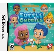 Nickelodeon Bubble Guppies Nintendo DS Original Lacrado