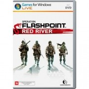 Operation Flashpoint Red River PC Original Lacrado