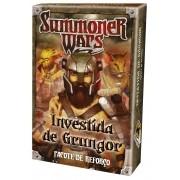 Summoner Wars Pacote de Reforços Investida de Grungor Galapagos SUM201