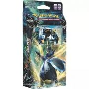 Pokemon Deck Sol e Lua 5 Comando Imperial Copag 98636