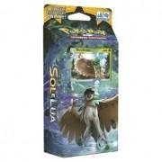 Pokemon Deck Sol e Lua Rugido Sombra Florestal Decidueye Copag 97431