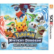 Pokemon Mystery Dungeon Gates to Infinity Nintendo 3DS Usado