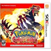 Pokemon Omega Rubi Nintendo 3DS Original Usado