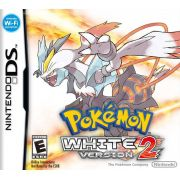 Pokemon White Version 2 Nintendo DS Usado