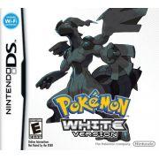 Pokemon White Version Nintendo DS Usado