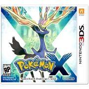 Pokemon X Nintendo 3DS Original Usado