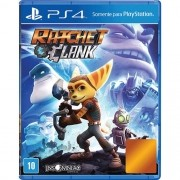 Ratchet and Clank Playstation 4 Original Lacrado