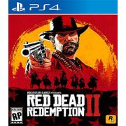 Red Dead Redemption 2 Playstation 4 Original Lacrado