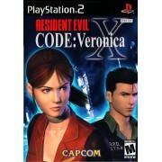 Resident Evil Code Veronica X PS2 Original Usado NTSC USA