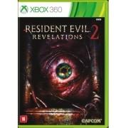 Resident Evil Revelations 2 Xbox 360 Lacrado
