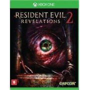 Resident Evil Revelations 2 Xbox One Original Lacrado