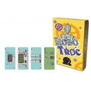 Robo Troc + Promo Game Robot Jogo de Cartas Flick Games