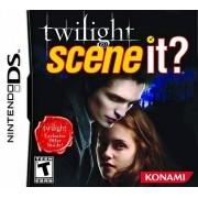 Scene it? Twilight  Nintendo DS Original Lacrado
