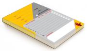 Score Pad Tabela de pontuação PaperGames A001