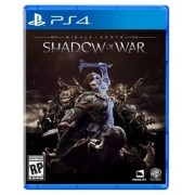 Shadow of War Sombras da Guerra Playstation 4 Original Usado