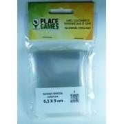 Shields Sleeves Poker Size 65 X 90mm Capas protetoras 100 unidades