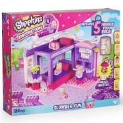 Shopkins Kinstructions Scene Sets Slumber Fun DTC 4127