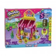 Shopkins Kinstructions Scene Sets Tiki Hut DTC 4127