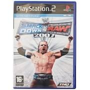 Smack Down vs Raw 07 PS2 Original Usado PAL