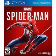 Spider Man Playstation 4 Original Lacrado
