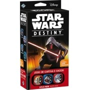 Star Wars Destiny Pacote Inicial  Kylo Ren (Usado) Galapagos SWD001